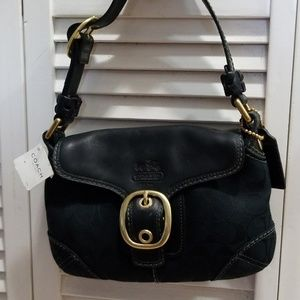 Coach bag small authentic new